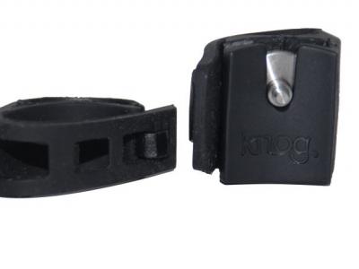 מחזיק-תפס מנעול KNOG SAUASAGE שחור